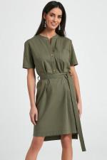 Ennywear 250001 sukienka khaki