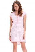 Dn-nightwear TM.5038 koszula sweet pink