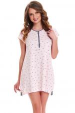 Dn-nightwear TM.9202 Koszula sweet pink