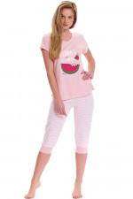 Dn-nightwear PM.9426 piżama sweet pink