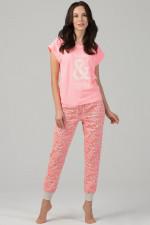 Rossli SAL-PY-1102.I piżama różowy