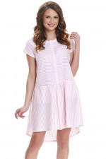 Dn-nightwear TCB.9444 Koszula sweet pink