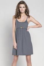 Italian Fashion Mirella ws.r. Koszula ciemny melanż