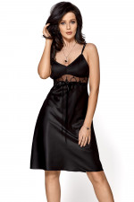 Gorsenia K444 Nancy Koszulka czarny