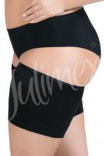 Julimex Lingerie Opaska na uda Comfort opaska na uda czarny