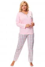 Dn-nightwear PB.9544 piżama sweet pink