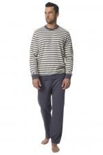 Rossli SAM-PY126 piżama beżowy