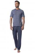 Rossli SAM-PY141 piżama niebieski