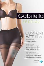 Gabriella Comfort Matt 20 Den code 479 klasyczne nero