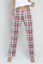 Italian Fashion Romina dł.sp. spodnie czerwony
