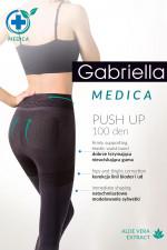 Gabriella Medica Push-up 3D 100 DEN Code 171 klasyczne nero