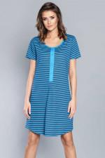 Italian Fashion Sitia kr.r. koszula turkus