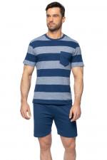 Rossli SAM-PY-150 piżama niebieski