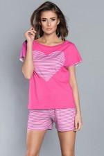 Italian Fashion Dekada kr.r.kr.sp. piżama róż