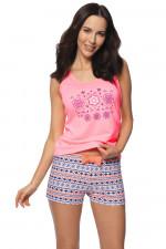 Rossli SAL-PY-1129 II piżama różowy