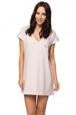 Rossli SAL-ND-2061 koszula różowy melange