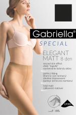Gabriella Elegant Matt 8 Den code 627 klasyczne nero