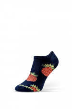 Sesto Senso Finest Cotton Women stopki ananas