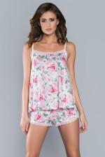 Italian Fashion Nasturcja ws.r. kr.sp. piżama