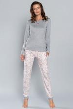 Italian Fashion Lena dł.r. dł.sp. piżama