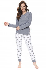 Dn-nightwear PM.9733 piżama