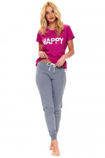 Dn-nightwear PCB.9744 piżama