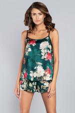 Italian Fashion Kreta ws.r. kr.sp. piżama zielony