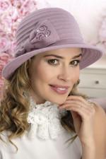 Willi Peni kapelusz pudrowy róż