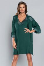 Italian Fashion Samaria r.3/4 szlafrok