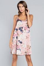Italian Fashion Sardynia ws.r. Koszulka pudrowy róż