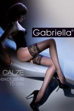 Gabriella Calze Exclusive 15 Den Code 201 Klasyczne nero
