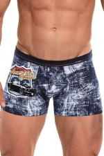 Cornette Tattoo American muscle 280/177 bokserki jeans