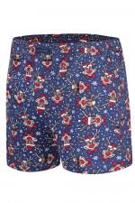 Cornette Merry Christmas Reindeer bokserki jeans