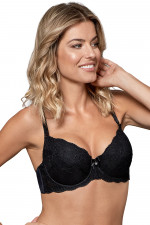 Nipplex Roksana push-up czarny