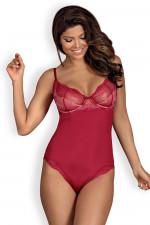 Obsessive Rosalyne teddy Sexy czerwony