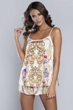 Italian Fashion Gold w.r.kr.sp. piżama gold
