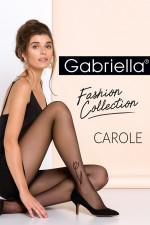 Gabriella Carole code 266 Wzorzyste nero