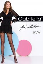 Gabriella Eva code 291 Wzorzyste nero
