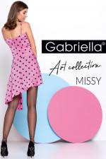 Gabriella Missy code 292 Wzorzyste nero