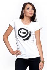 Moraj BD 1100-517 t-shirt z nadrukiem biały