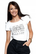 Moraj BD 650-007 t-shirt z nadrukiem
