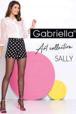 Gabriella Sally code 294 Wzorzyste nero