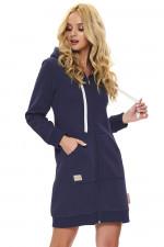 Dn-nightwear SMZ.9756 szlafrok cosmos