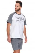Dn-nightwear PMB.9953 piżama white