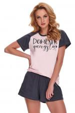 Dn-nightwear PM.9945 piżama pink