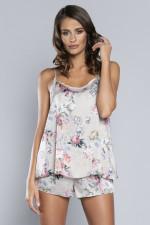 Italian Fashion Iberia ws.r.kr.sp. piżama szary