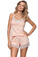 Nipplex Pepite piżama łososiowy