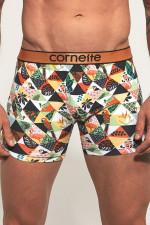 Cornette High Emotion 508/99 bokserki pomarańczowy