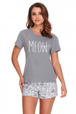 Dn-nightwear PMT.9938 piżama grey