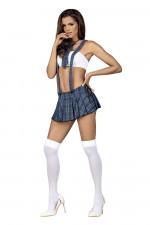 Obsessive Studygirl kostium niebieski
